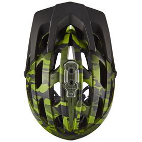 Lazer Revolution Helm camouflage/black